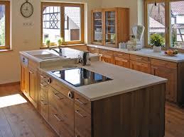 Naturholz Küche wohnen Pinterest