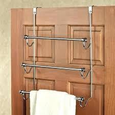 over the door bathroom towel rack chrome hanger16 hanger