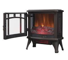 lifesmart lifepro 1500w infrared quartz fireplace stove heater