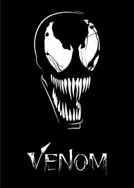 Utba Aziz On Twitter Venom Poster Illustration Design