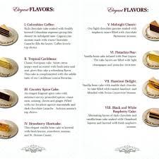 Cake Desserts Wedding Cake Flavors Flavour Ideas Best Flavor