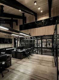 industrial look office interior design. Interesting Design Perfect Office Interior Design Industrial  Home 428 64 Best Images  About Commercial  On Look I