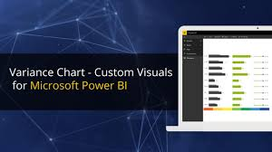 Visual Chart Variance Chart Custom Visuals For Microsoft Power Bi