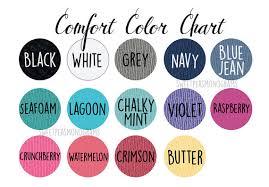 Comfort Colors T Shirts Color Chart Alpha Chi Omega Comfort Colors Long Sleeve Pocket Tee Greek Gift Sorority Gift Big And Little Alpha Chi Omega Alpha Chi