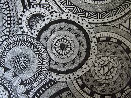 Small Picture Free Printable Zentangle Coloring Pages for Adults