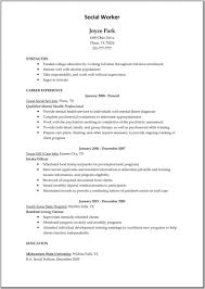 Resume Examples Child Care Resume Templates Design Cover Letter