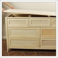 build a diy 7 drawer dresser by build