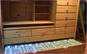 bunk bed desk combo bunk bed dresser desk