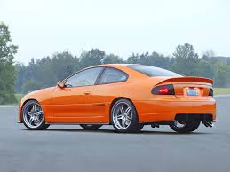 2004 Pontiac GTO - Information and photos - ZombieDrive