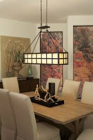 industrial style dining room lighting. this industrial style features an open strap metal cage suspended by rods finished in teco marrone the marisolu0027s beige hardback inner shade has dining room lighting