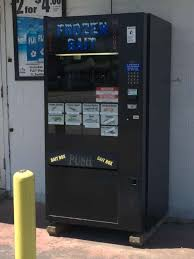 How Many Calories In Vending Machine Hot Chocolate Beauteous Fishing Bait Vending Machine In Texas Is Among Most Convenient