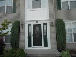 pella entry doors with sidelights. Pella Brand Rosetta Oval Door With Half Side Lights And Storm Entry Doors Sidelights