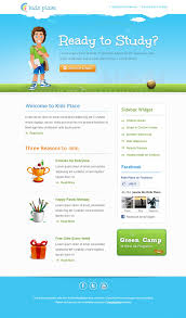 Free Templates For Kids Kids Newsletter Template Free Mail Templates