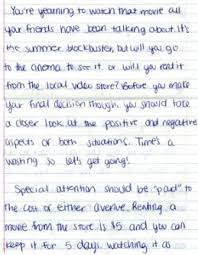 argumentative student writing sample empowering writers persuasive student writing sample