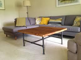 Industrial Pipe Coffee Table Similiar Metal Pipe Table Legs Keywords