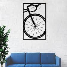 metal wall art bicycle wall art metal