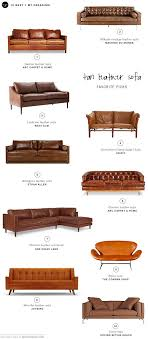 Best leather sofa Comfort Design 10 Best Tan Leather Sofas Mherger Furniture 10 Best Tan Leather Sofas Objects Tan Leather Sofas Leather