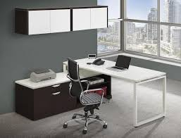 corner office desk hutch. Image Of: Corner Office Desk Hutch White