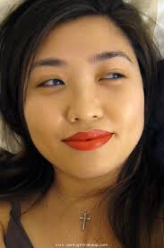 if you ve never tried wearing red lipstick