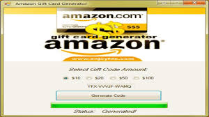 amazon gift card code generator photo 1