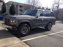 FS/FT: 1989 Toyota Land Cruiser FJ62