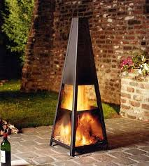 portable outdoor fireplace small fires nz