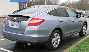File:2010 Honda Accord Crosstour EX-L rear -- 11-25-2009.jpg ...