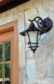 how to spray paint outdoor light fixtures without taking them down