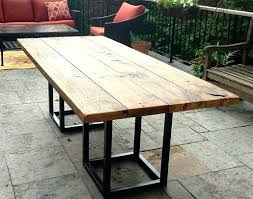rustic square dining table. medium size of square outdoor dining table plans chairs tables deck rustic