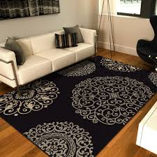 Living Room Rugs Living Room 20 Leather Sofa Set With Grey Rug For Contemporary