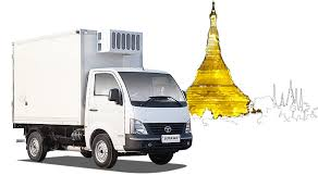 Tata Super Ace (Refrigerated-Box-truck) | Commercial Vehicle in Tata ...