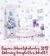 adventskalender essence 2016 inhalt