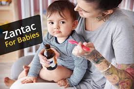 Zantac Ranitidine For Babies Its Dosage And Side Effects