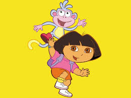 dora the explorer wallpapers hd