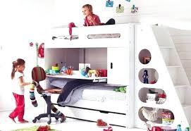 Bunk bed with slide and desk Futon Desk Loft Bed Slide Images To Pdf Maker Images Sweet Revenge Kids Bunk Bed With Slide Cool Bunk Beds With Slide Kids Bunk Bed
