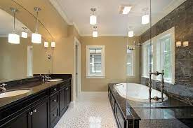 remove bathroom light fixture with