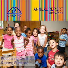 Child Inc Annual Report 2013 by Child Inc. - Head Start for Travis County -  issuu