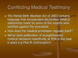 Partial Birth Abortion Plan Ppt The Abortion Wars And Gonzales V Carhart 2007 How Doctors