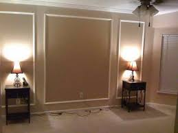Majestic Looking Decorative Wall Trim Ideas Moulding Tile Paper Wood Wall  Trim Moldings