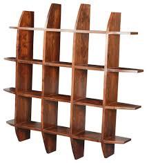 modern rustic acacia wood 59 sq shadow