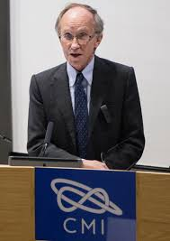 Nick Woodhouse appointed CBE | Clay Mathematics Institute