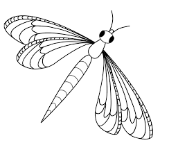 Beautiful Dragonfly Coloring Pages 16 For Your Coloring Pages For