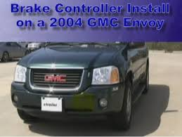 tekonsha envoy brake controller wiring diagram wiring diagram today we are going to install part number 90185 from tekonsha installing a prodigy brake controller on 2004 gmc envoy the first here