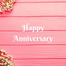 happy wedding anniversary wishes for