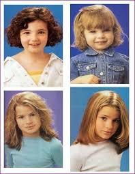 تسريحات كيرلى للاطفال 2012 تسريحات الشعر المموج للاطفال