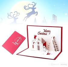 Christmas Postcards Personalized Free Animals Online Card Cards