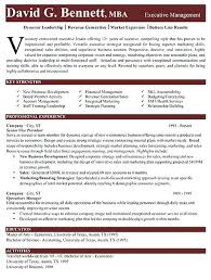 Best Executive Resume Format Sample Download Thekindlecrew Com