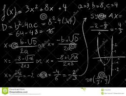 math equation royalty free stock photo