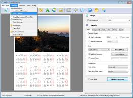 Clander Maker Photo Calendar Maker Download