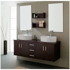 Dark Bathroom Cabinets Bathroom Wooden Frame Design Modern Bathroom Cabinets Vanities